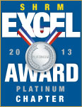 CHAPTER Platinum Award 2013